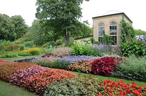 Botaniska trädgården Lund City