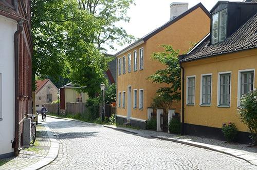 Kulturkvadranten Lund city