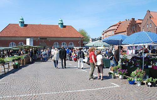 Mårtenstorget Lund City