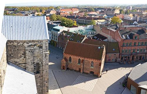 Krafts Torg Lund City