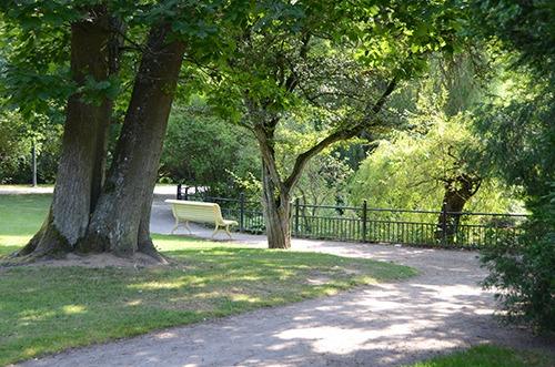 Stadsparken Lund City