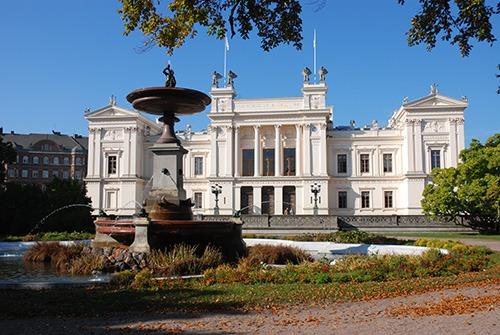 Lundcity-Lund-universitet