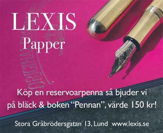 lexis papper