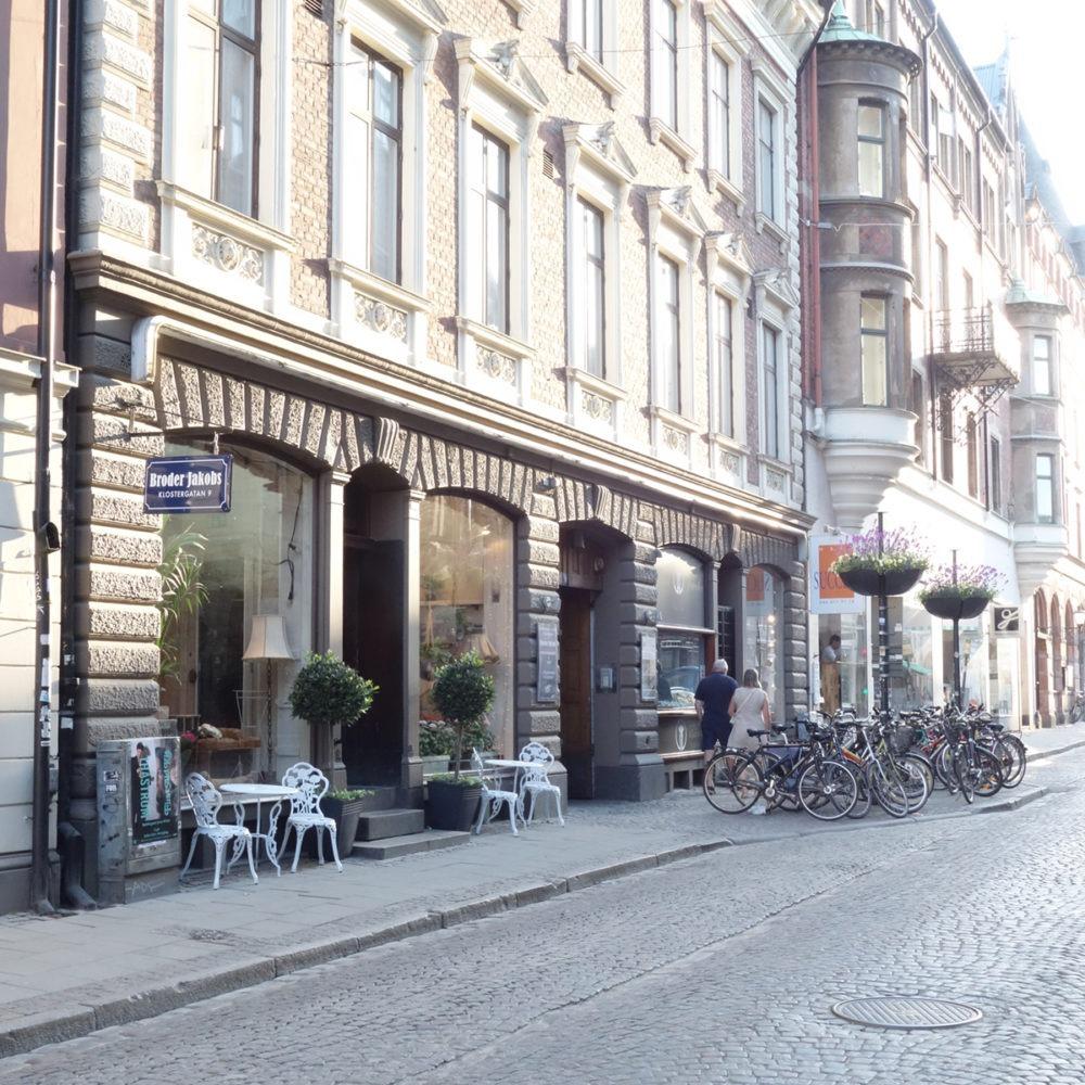 Broder Jakobs Klostergatan Lund